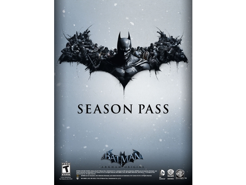 Gra PC Batman Arkham Origins Season Pass - wersja cyfrowa DLC