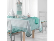 Obrus NAPPE 150X240 Lucie Menthe - ROM215