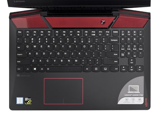 "Laptop gamingowy Lenovo Legion Y720-15IKB 80VR0068PB Core i7-7700HQ 15,6"" 8GB HDD 1TB Intel HD GeForce GTX1060 Win10"