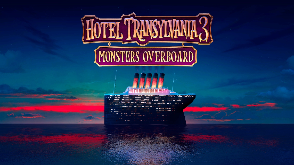 #Hotel Transylvania 3: Monsters Overboard