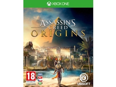 Gra Xbox One ASSASSIN'S CREED ORIGINS GODS EDITION - 3307216018940