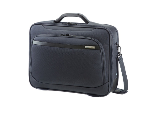 "SAMSONITE TORBA KOMPUTEROWA 39V09003 VECTURA-OFFICE CASE PLUS 17,3"". KIESZENIE NA NOTEBOOK, TABLET, DOKUMENTY I AKCESORIA. PA - 39V08003"