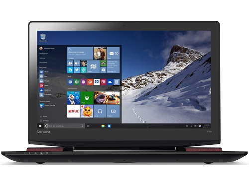 "Laptop gamingowy Lenovo IdeaPad Y700-17ISK 80Q000ETPB Core i5-6300HQ 17,3"" 8GB HDD 1TB GeForce GTX960M Win10"
