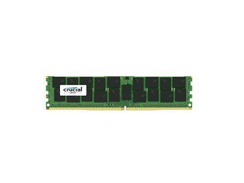 Pamięć RAM Crucial 16GB 2133Mhz DDR4 CL15 DR x4 ECC Registered DIMM 288pin - CT16G4RFD4213