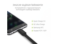 GREEN CELL KABEL USB - USB-C 25CM QUICK CHARGE 3.0 - KABGC03