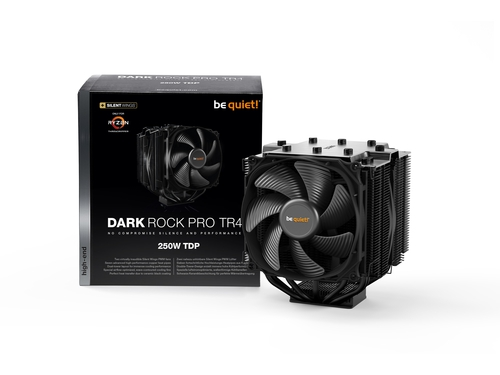 Chłodzenie CPU be quiet! Dark Rock PRO TR4 - BK023
