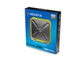 Adata dysk SSD SD700 256GB, 440/430MB/s, USB3.1, yellow - ASD700-256GU3-CYL