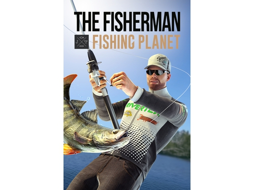 The Fisherman Fishing Planet - K01504