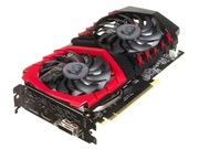 Karta graficzna MSI GeForce GTX1050 GTX 1050 GAMING X 2G 2GB GDDR5 7008 / 7108 MHz 128-bit
