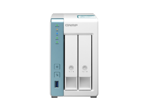 QNAP-TS-231K 2 bay tower Annapurna 1GB