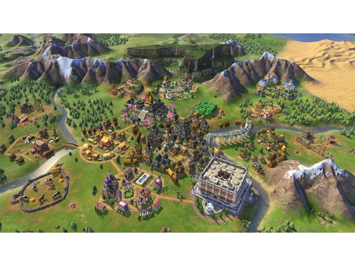 Gra wersja cyfrowa DLC Sid Meiers Civilization VI: Rise and Fall
