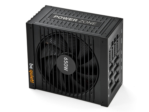 Zasilacz BE QUIET! Power Zone 80 Plus Bronze BN210 ATX