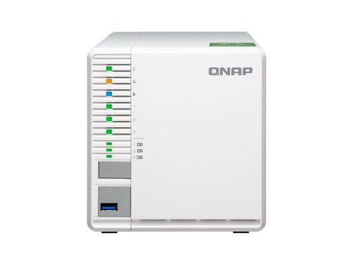 QNAP TS-332X-2G tower 3bay Annapurma 1,7Ghz 2GB RAM