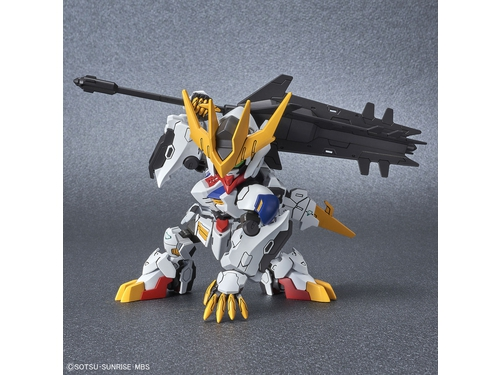 SD GUNDAM CROSS SILHOUETTE BARBATOS LUPUS REX - GUN59229