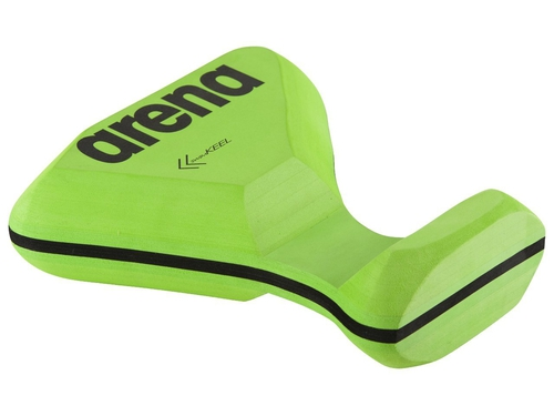 Deska do pływania Arena Swim Keel (black lime) - 1E358/65