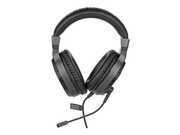 BIG BEN Stereo Gaming Headset do PS4 tytanowy