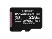 KINGSTON microSDXC 256GB Canvas Select Plus 100R - SDCS2/256GBSP