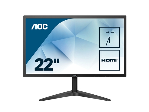 "MONITOR AOC LED 21,5"" 22B1H"