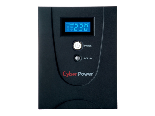 CyberPower UPS Value1200EILCD (VI, Tower, 1200VA, 720W, 6xIEC)