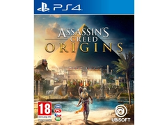Gra Ps4 ASSASSIN'S CREED ORIGINS GODS EDITION PL - 3307216019060