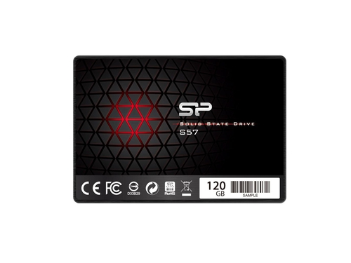 "Dysk SSD 120 GB Silicon Power S57 SP120GBSS3S57A25 2.5"" SATA III"