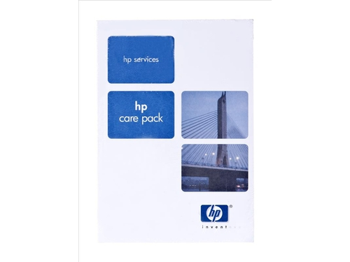 HP Care Pack DT/AiO 3Y NBD ON-SITE U6578A serie: 4,6,7,8
