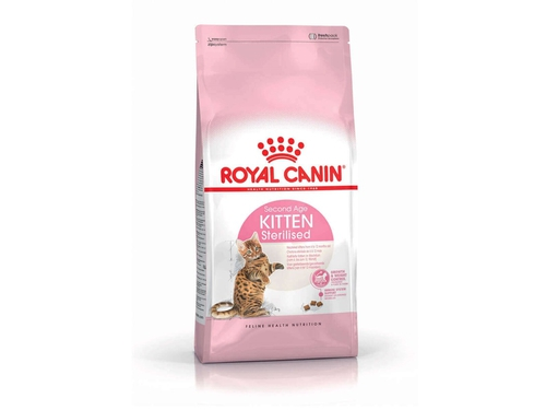 Karma Royal Canin FHN Kitten Sterilised 4 kg