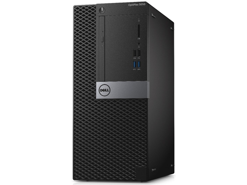 Komputer Dell OptiPlex 5050 Core i5-7500 Intel® HD Graphics 630 8GB DDR4 DIMM SSD 256GB Win10Pro