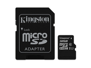 KINGSTON MICRO CANVAS SELECT UHS-I SDCS/32GB+ADAPT