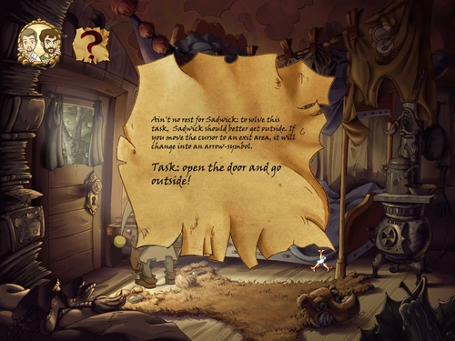Gra PC The Whispered World Special Edition - wersja cyfrowa DLC