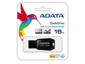 Pendrive ADATA UV100 16GB USB 2.0 AUV100-16G-RBK