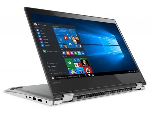 "2w1 Lenovo Yoga 520-14 80X800HXPB Core i5-7200U 14"" 8GB SSD 256GB GeForce GT940MX Win10"
