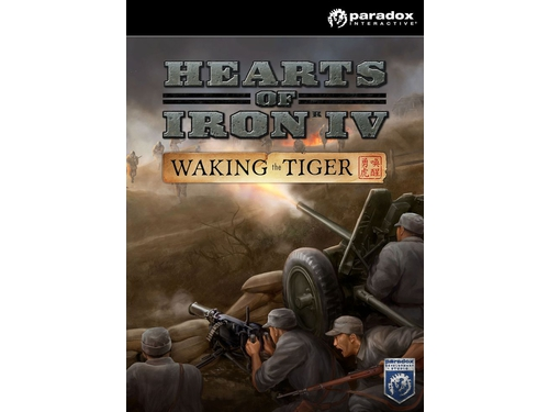 Gra wersja cyfrowa DLC Hearts of Iron IV Waking the Tiger