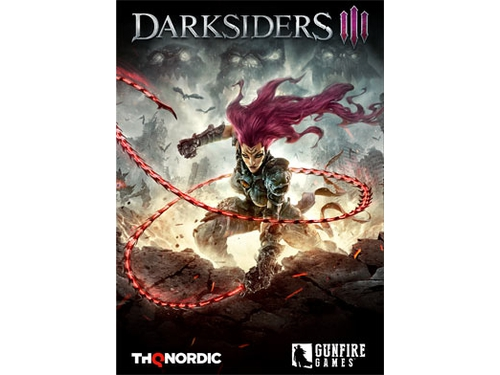 Darksiders III Standard Edition - K01217