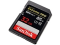 SANDISK EXTREME PRO SDHC 32GB 300 MB/s UHS-II - SDSDXPK-032G-GN4IN