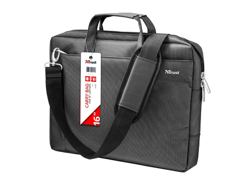 "Torba do laptopa 16"" Trust Veni Carry 22572 kolor czarny"