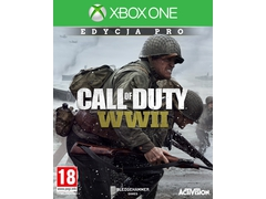 Gra Xbox One Call Of Duty: WWII PRO