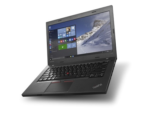 "Laptop Lenovo 20FU000APB Core i5-6200U 14,1"" 4GB HDD 500GB Win10Pro"