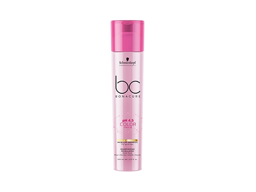 BC COLOR WARM BLONDE SHAMPOO 250ML