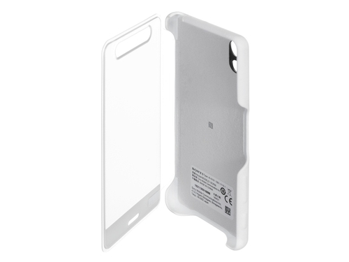 SONY STYLE COVER TOUCH SCR56 XPERIA X PERFORMANCE Biały - 1301-7695