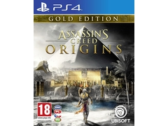 Gra Ps4 ASSASSIN'S CREED ORIGINS GOLD PL - 3307216026013