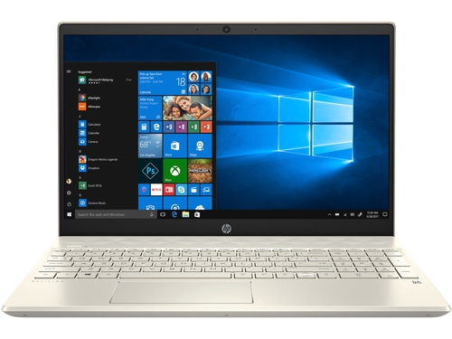 HP 15-CS3055 i5-1035G1 15.6/8/SSD512GB/W10 REP - 8MZ10UA