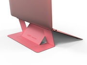 Stojak do laptopa Allocacoc MOFT Laptop Stand+ PINK - DH0117PK/MOFTST