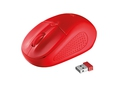 MYSZ TRUST Primo Wireless Mouse - Red - 20787