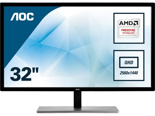 "MONITOR AOC LED 31,5"" Q3279VWFD8"