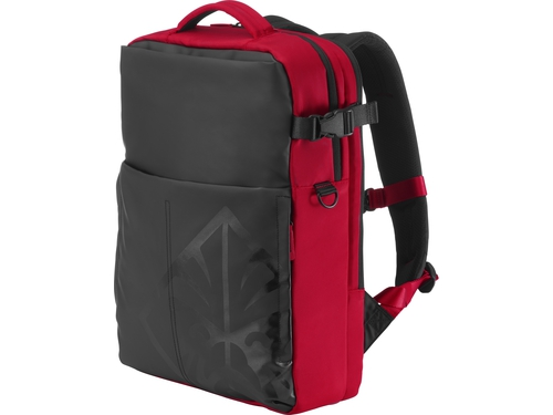 HP 17.3 OMEN Red BackPack 4YJ80AA