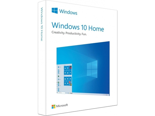 MS Windows Home FPP 10 P2 32/64 bit BOX USB PL - HAJ-00070