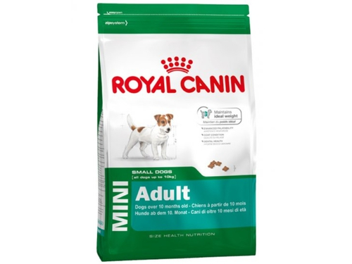 Karma Royal Canin Dog Food Mini Adult 8kg