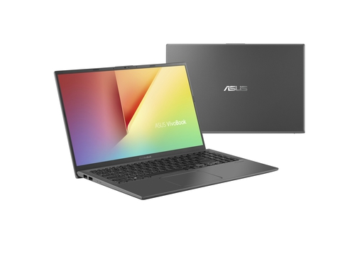 """Laptop Asus R564JA-UH31TDX i3-1005G1/15.6"""" FHD TouchScreen/8GB/SSD 512GB/BT/FPR/Win 10 Grey (REPACK) 2Y - R564JA-UH31TDXBB_8GB_512SSD Nowy / REPACK"""