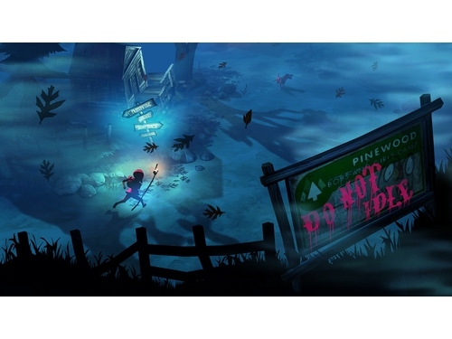 The Flame in the Flood - K01345